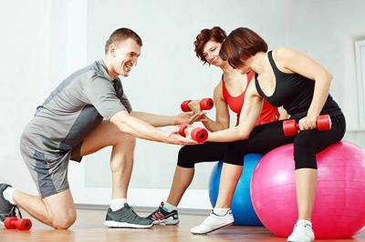 personal trainer salary certified fitness trainer salary