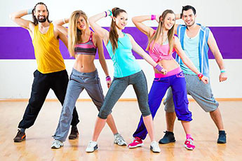 Dance Hip-Hop Aerobic Certification