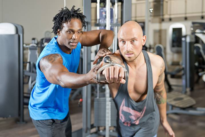 Image result for Fitness Trainer with Personal Trainer Certification