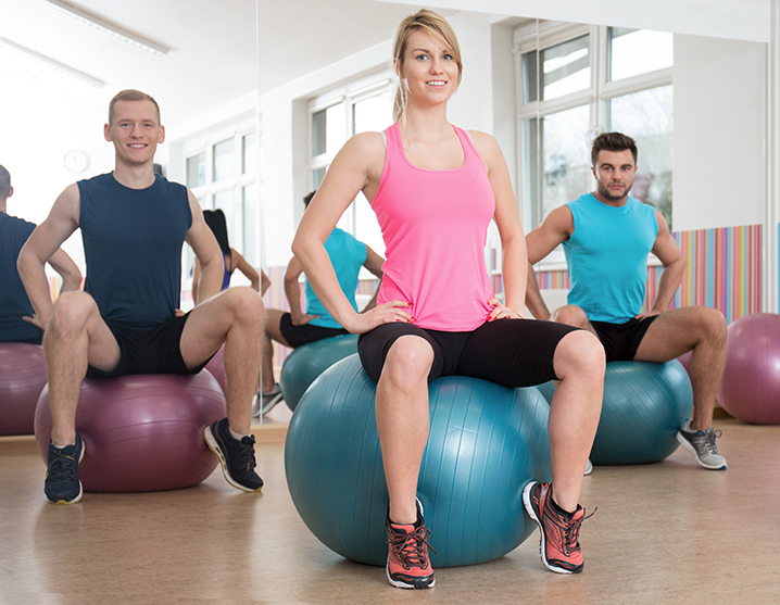 Stability Ball Training Certification