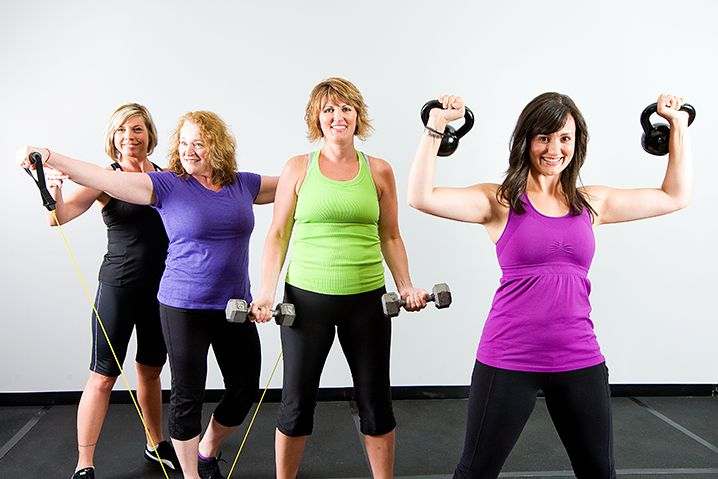 Women's Fitness Instruction Certification